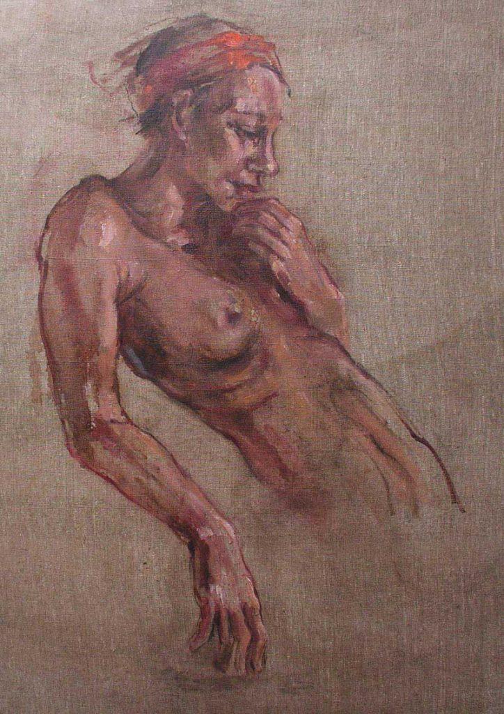 Noella Roos Vietnam Painting for Sale by Noella Roos