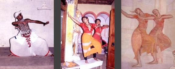 kataluwa temple noella roos dancers