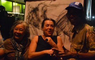 Noella Roos Moving Lines Exhibition Metis Gallery Seminyak Bali 1
