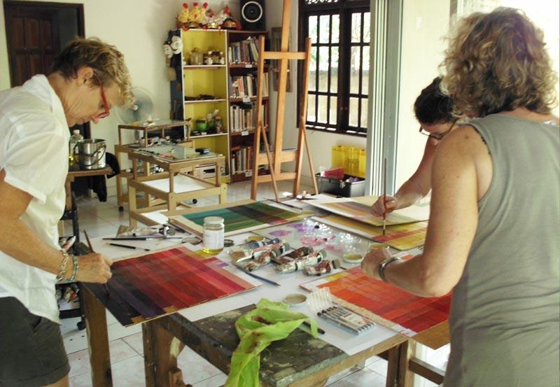 Bali Glazing Classes
