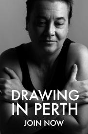 Noella Roos Drawing in Perth